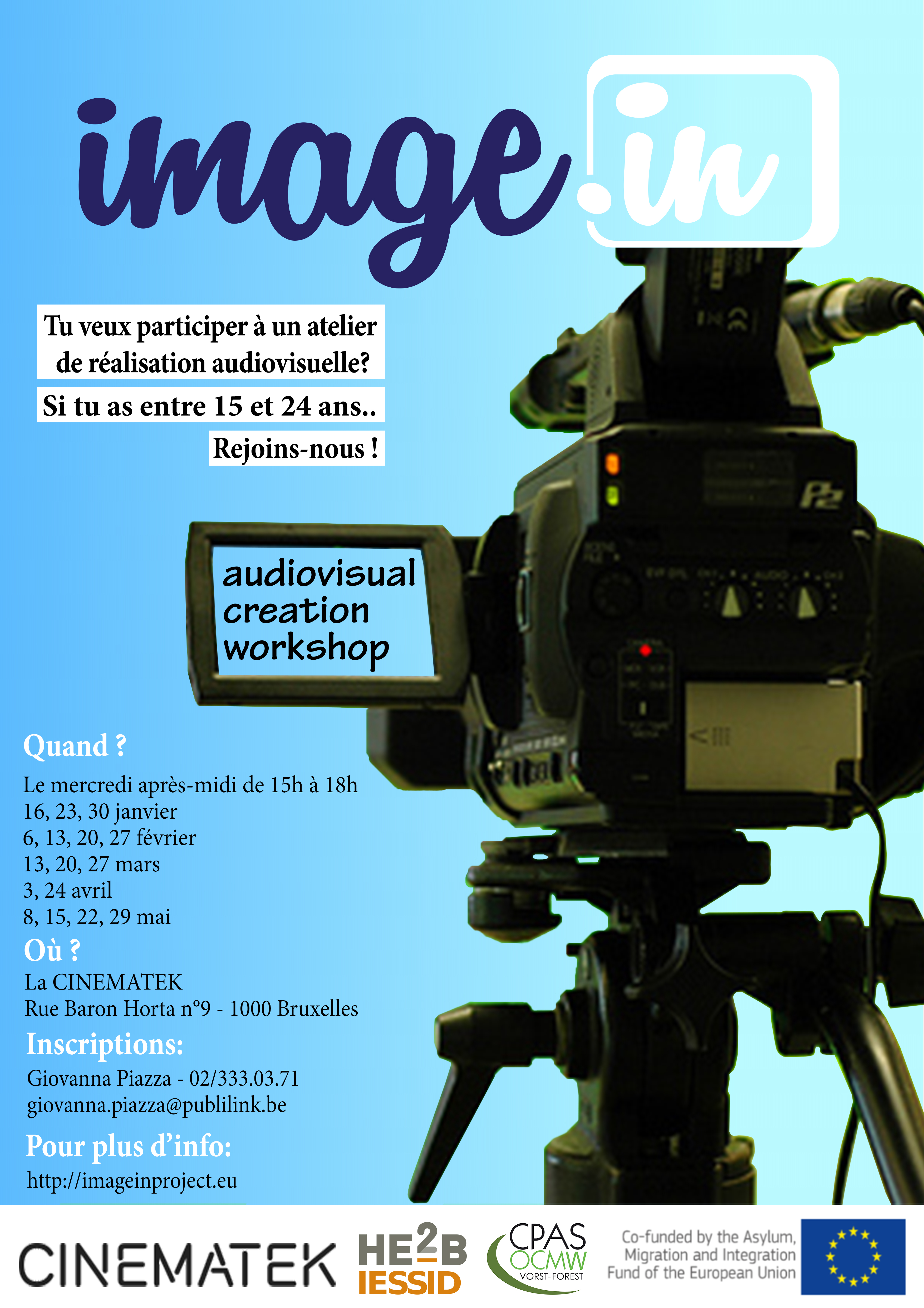 Affiche Image IN