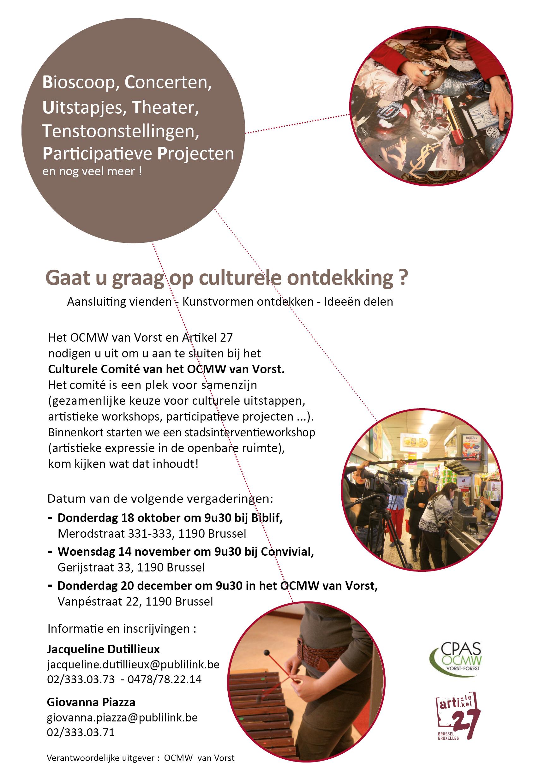 Comité Culturel NL