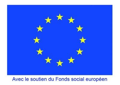 4  Avec le soutien du Fonds social europeen