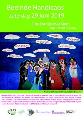 Affiche Handicaptive'moi 2019 NL